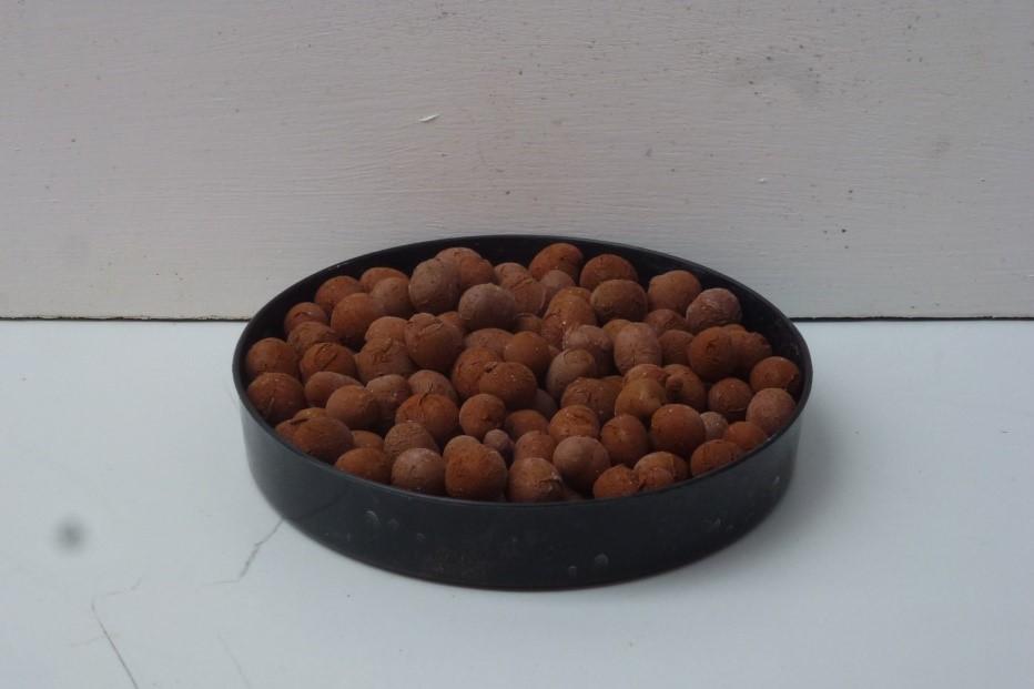 clay balls phto