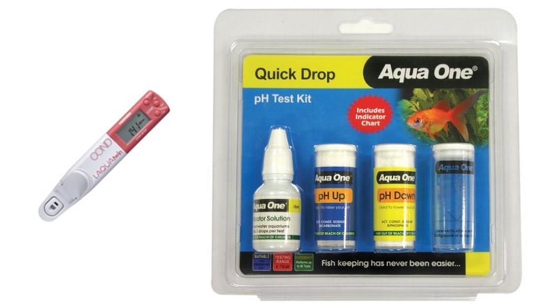 two test kits